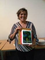 M Elvy everrumble book launch, Bristol, 29 June 2019 (1)